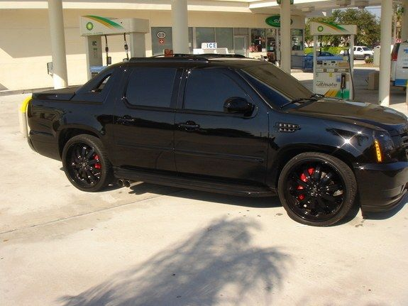 black chevy avalanche - Google Search                                                                                                                                                                                 More
