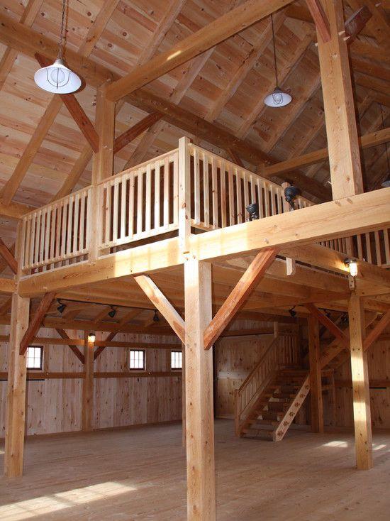 Best 25 Barn Loft Ideas On Pinterest Cabin Loft Barn