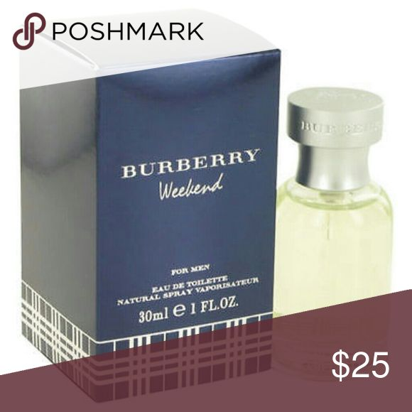 BURBERRY WEEKEND FOR MEN-EDT-SPRAY-1.0 OZ-30 ML BURBERRY WEEKEND FOR MEN-EDT-SPRAY-1.0 OZ-30 ML-AUTHENTIC-MADE IN FRANCE  AUTHENTIC ?FRAGRANCE FOR MEN---WEEKEND BY BURBERRY---EDT---SPRAY---1.0 OZ---30 ML---MAIN ACCORDS OF FRAGRANCE : CITRUS,FRESH,WOODY,SWEET,FRESH SPICY,OZONIC.   New:?A brand-new, unused, unopened, undamaged item (including handmade items) Burberry Other