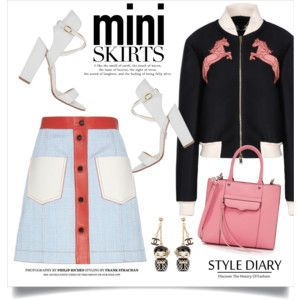 Mini me : cute skirts