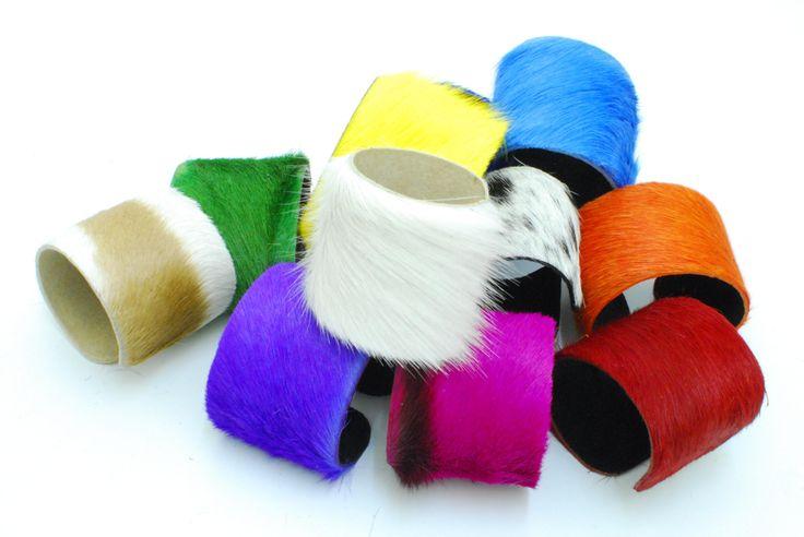 Colourful Springbok Cuffs. #springbok #southafrica #design