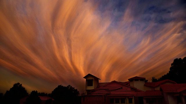 Cloudscape Photography by Anurag Agnihotri - Image Source: http://www.flickr.com/photos/darrenshilson/