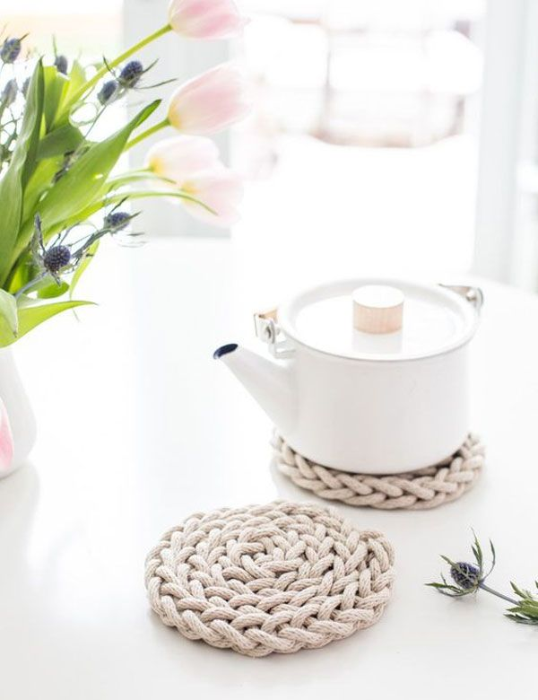 10 lovely knitted home accessories | My Cosy Retreat