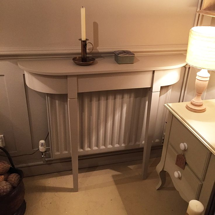 D End Radiator Table