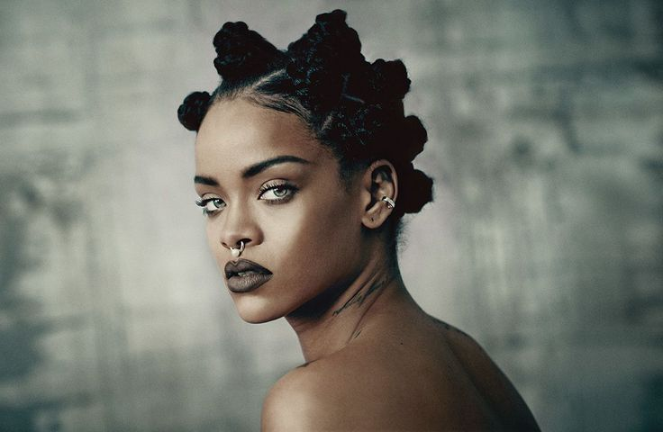exclusive! rihanna's full cover shoot for the music issue | read | i-D @jojorulez
