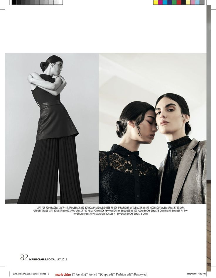 #Nicci #metallic blazer featured in @Marie Claire #July16 issue