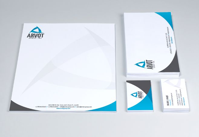 Papelería - Arvot Group