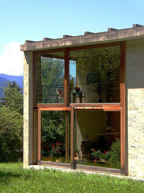 Residential Home for the Elderly, Masans, Chur, Graubünden, Switzerland, 1993 | Peter Zumthor