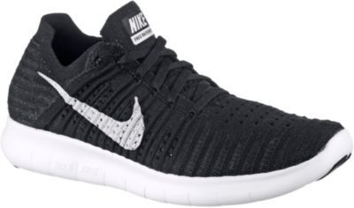 #Nike Free Run Flyknit Laufschuhe Damen schwarz/weiß #Damen, #Laufschuhe, #Schuhe, #Sportschuhe,     #Modeonlinemarkt.de