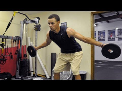 Stephen Curry Off-Season/Pre-Season Workout! #GrindSession