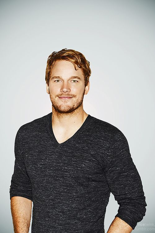 Chris Pratt went from not even getting a second thought from me to the man of my dreams.