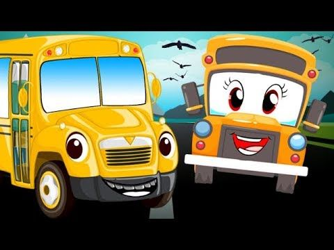 (13) Wheels On The Bus Collection | Rhymes Videos For Kids | Preschool Nursery Rhymes | Wheels On The Bus - YouTube