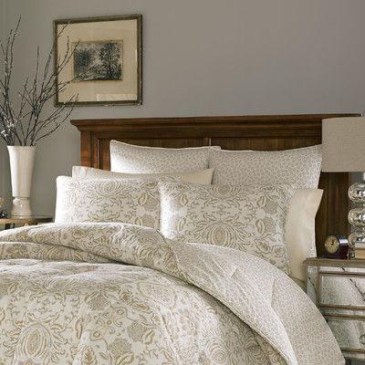 Stone Cottage Belvedere European Sham Cover Set & Reviews | Wayfair.ca