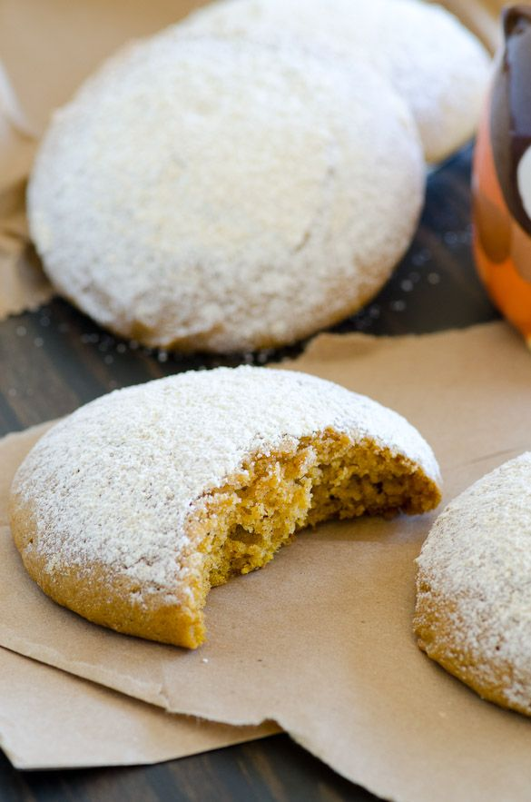 """Copycat Panera """"Pumpkin Muffies."""" These are SO good! Could also be used to make pumpkin whoopie pies? - Seeded at the Table"""