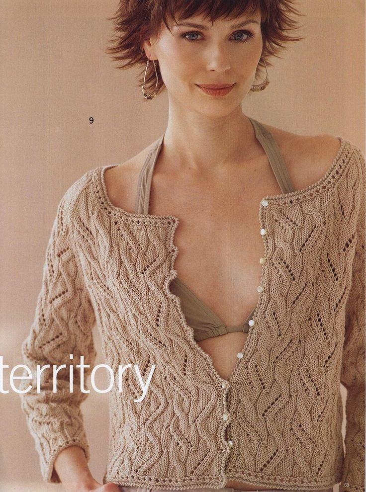 Альбом«Vogue Knitting Spring - Summer 2004». Обсуждение на LiveInternet - Российский Сервис Онлайн-Дневников