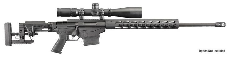 New Ruger Precision Rifle 6.5 Creedmoor $1199 - http://www.gungrove.com/new-ruger-precision-rifle-6-5-creedmoor-1199/