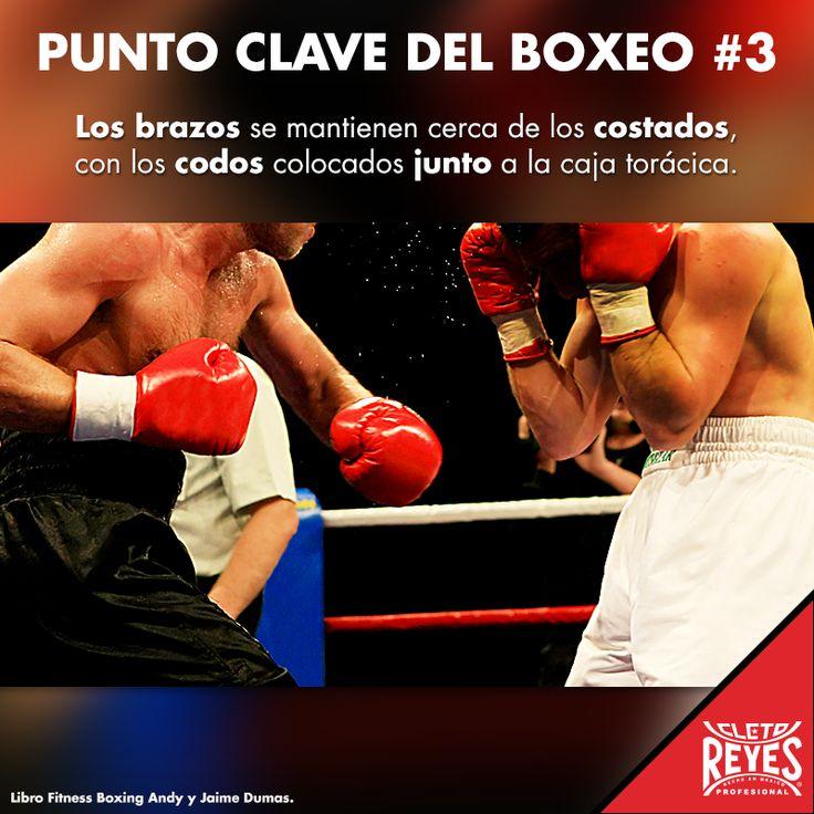 ¡La forma importa! Trabaja cada día en tu técnica. #box #boxing #cletoreyes