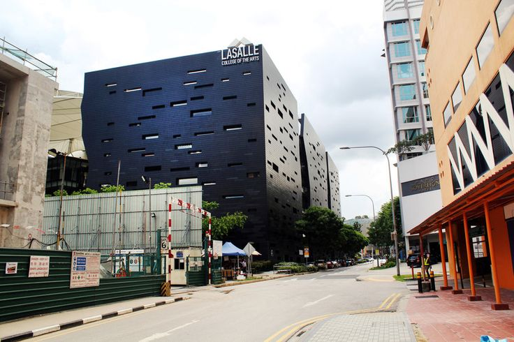 Singapore, street, Lqsalle college of arts