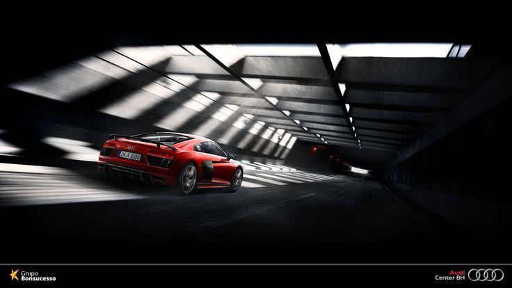 Um carro que te dá a sensação das pistas de corrida.  #Audi #AudiR8 #AudiLovers #Love #AudiAutomóvel #Car