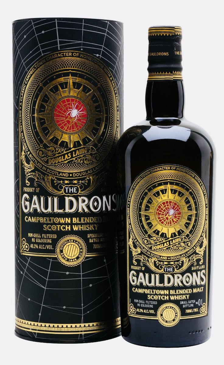 THE GAULDRONS, Campbeltown