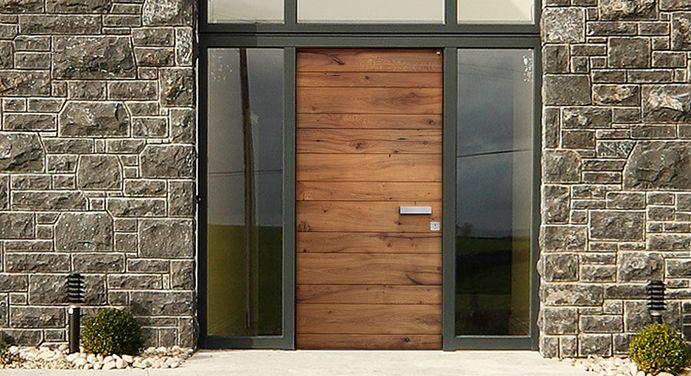 Haustüren modern holz  Bildquelle: NIVEAU | Cosy Home: Door | Pinterest | Haustüren ...