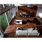 Bij hoge kwaliteit keramisch hout zijn er genoeg verschillende patronen en kleuraccenten, net als bij echt houten vloeren.