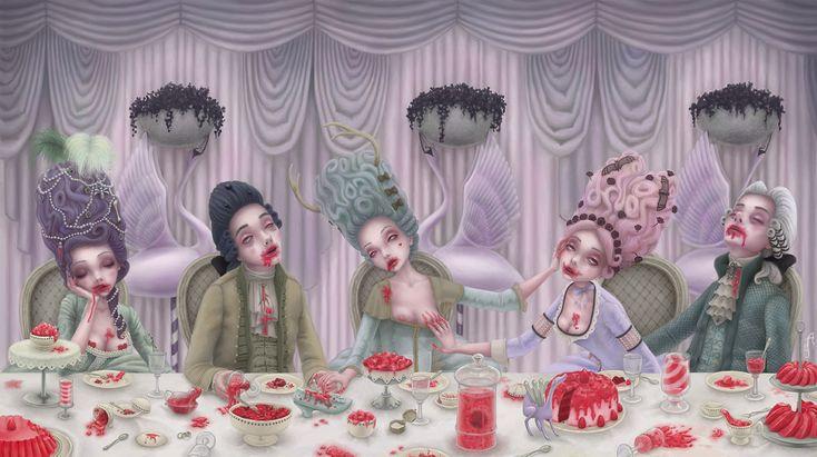 La Petite Mort by AlyziaZherno.deviantart.com on @deviantART