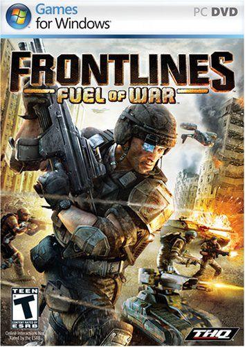 Frontlines: Fuel of War - PC