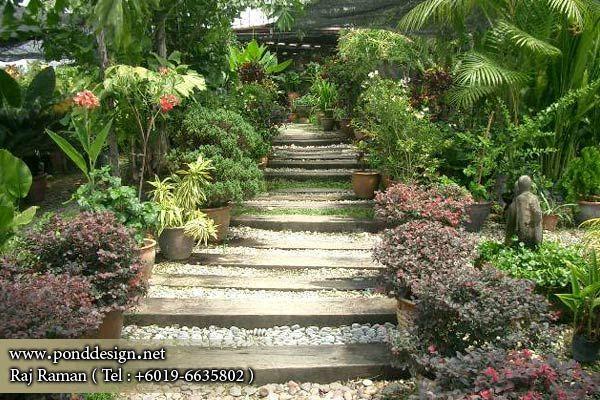 Bali Garden Design .