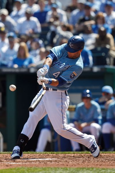 Took him a little while, but Alex Gordon is getting it done in the major leagues