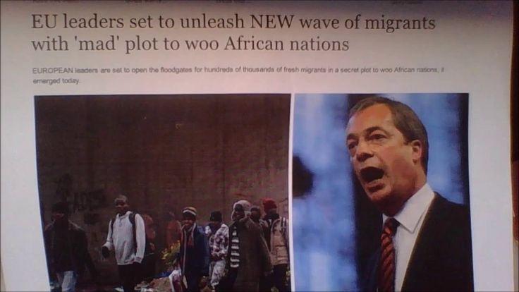 BREAKING : EU Leaders Set To Unleash NEW Wave Of Migrants ! - 2016