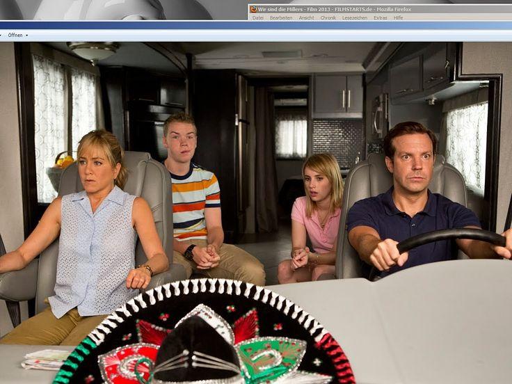 WIR SIND DIE MILLERS (Jennifer Aniston)   Trailer german deutsch [HD]