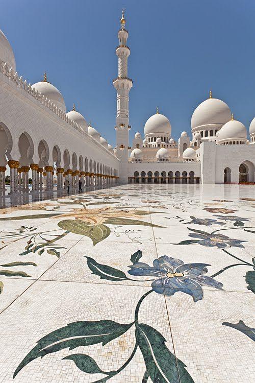 Abu Dhabi - by funtor