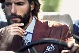 Pal Zileri -Red jacket car men fashion
