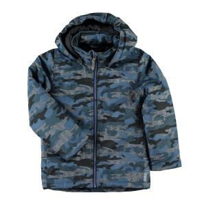 Name It Mellon Boys Winter Coat - Army. Only £20.00 inc Free Delivery