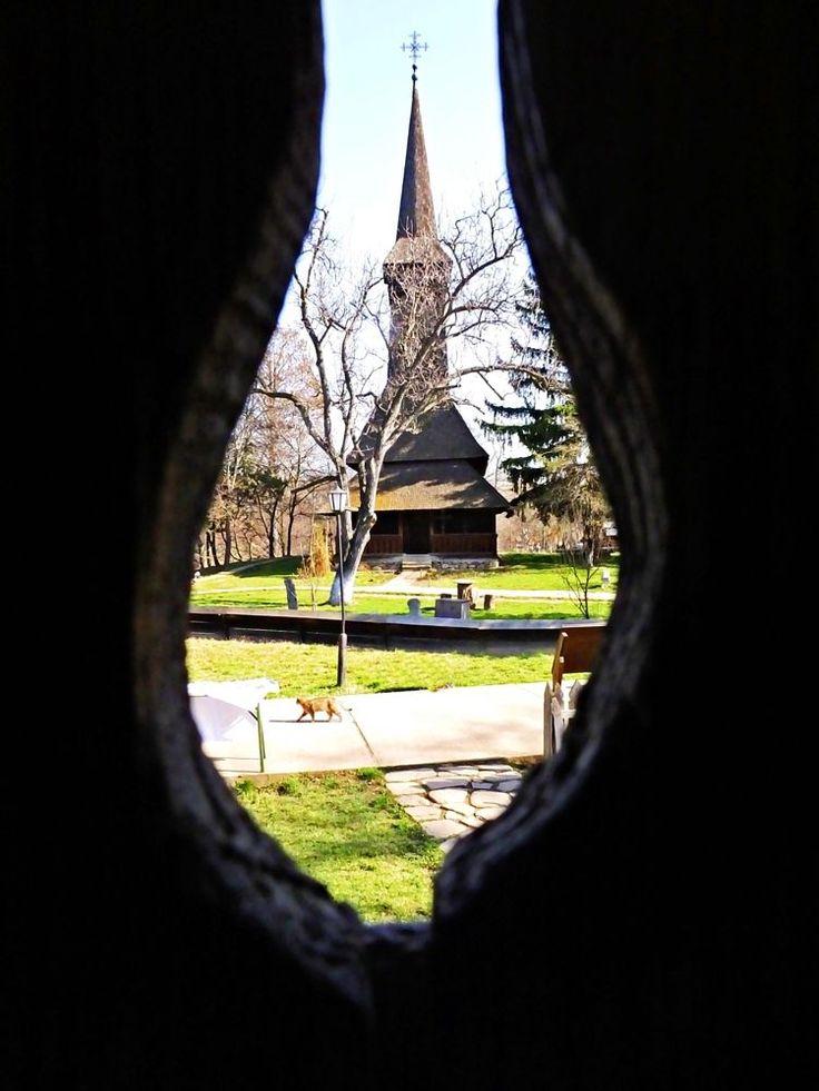 Church Maramures - Village Museum Bucharest by nancydev