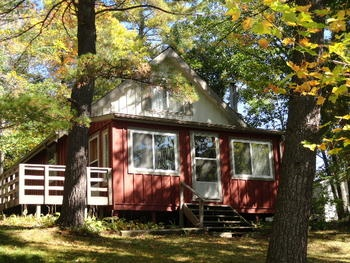I want to spend more time here....great cabin in the woods on Secord Lake.  3761 Jennings Court, Gladwin, MI