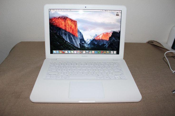 "Apple MacBook A1342 13.3"" Laptop -- 8GB Memory 1TB HDD El Capitan & Office"
