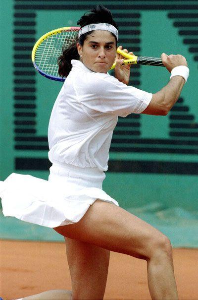 Gabriela Sabatini - tennis