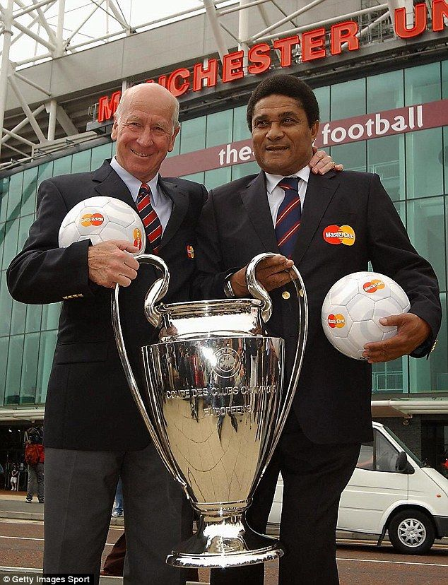 Football loses a legend: Portugal hero Eusebio - one of the true greats of the game - dies at the age of 71
