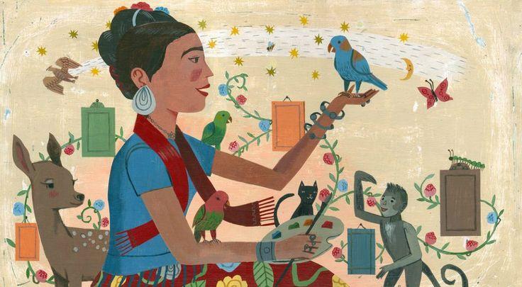 Anche quest'anno torna la classifica dei migliori libri illustrati secondo il New York Times - Le immagini