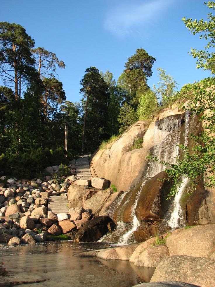 "Waterfall 2 ""Kotka"""