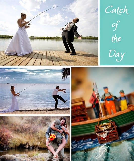 Fishing Wedding Ideas: 73 Best Images About Angee's Eventions Blog On Pinterest