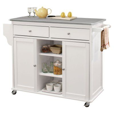 Best 20 portable island ideas on pinterest portable for Acme kitchen cabinets