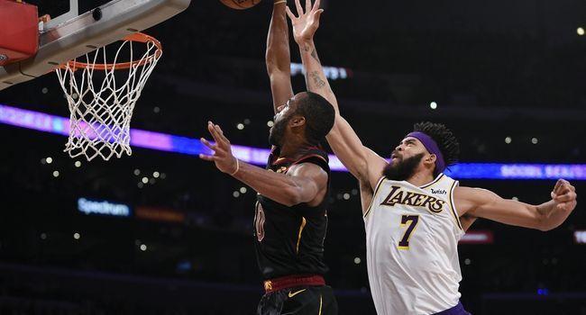 Los Angeles Lakers Vs Cleveland Cavaliers 1 13 20 Nba Pick Odds And Prediction Nba Nbapick Freepick Freep In 2020 Lakers Vs Cleveland Cavaliers Cavaliers Nba