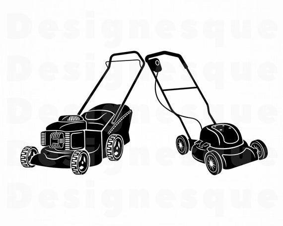 Lawn Mower Logo 2 Svg Lawn Mower Svg Landscaping Svg Lawn Etsy In 2021 Lawn Mower Mower Lawn Mower Storage