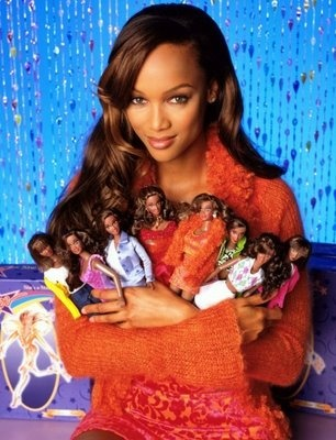 Am I the only person who remembers when Tyra Banks was Eve, the doll that came to life, in the movie Life Size????