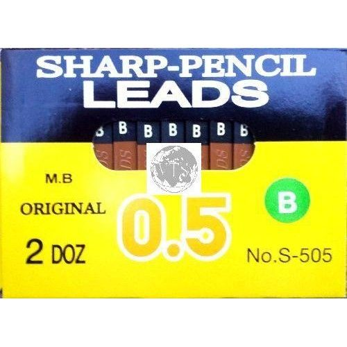 Töltőceruza betét - Pix bél - Sharp 0.5mm - B - Rotring hegy Ft Ár 49