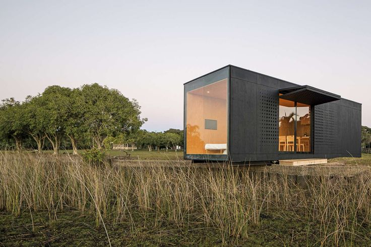 MINI MOD proposes an innovative, intelligent and sustainable alternative of dwelling, enjoying the benefits of the dry building technology, with no waste and...