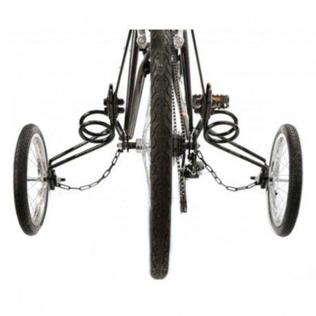 Roues stabilisatrices EZ Trainer pour vélo 20 pouces
